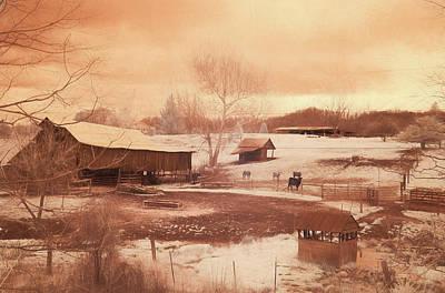 Tennessee Farmland Poster