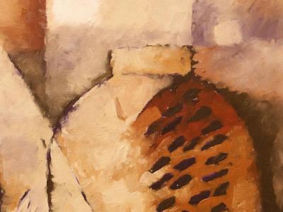 Terracotta Poster