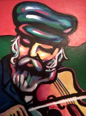 Tevye Poster by Stuart Glazer