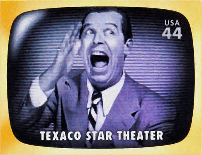 Texaco Star Theater Poster