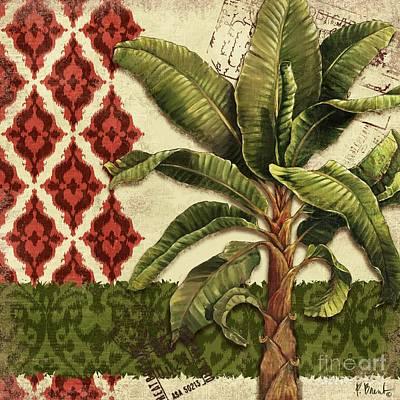 Thai Palm I Poster