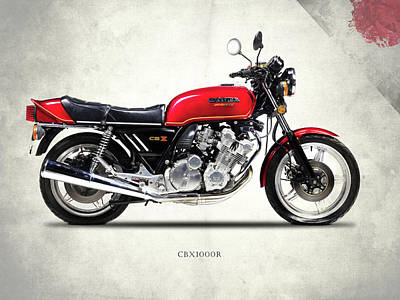 The 1979 Cbx1000r Poster