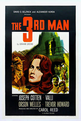 The 3rd Man Poster