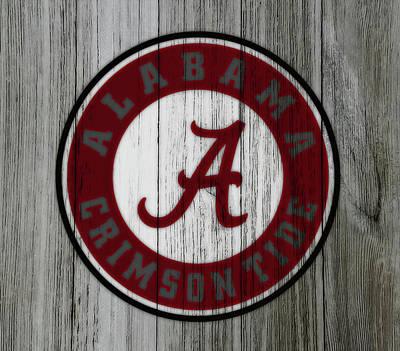 The Alabama Crimson Tide C1             Poster