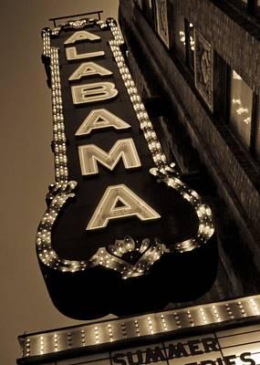 The Alabama Poster