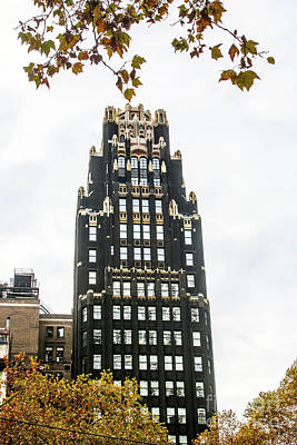 The American Radiator Building Poster