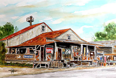 The Amish Mill Poster