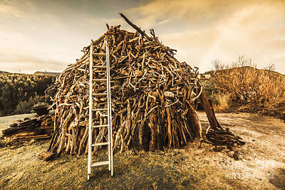 The Art Of Bonfires Poster