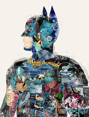 The Batman Poster by Bri B