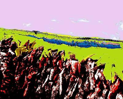The Battle Of Gorseberry Plain Poster