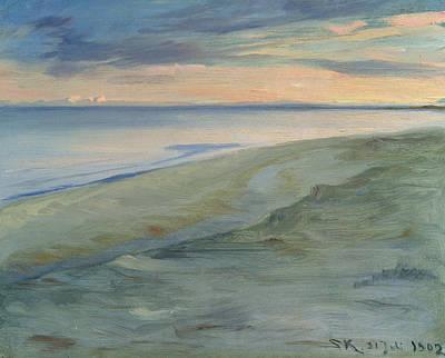 The Beach, Skagen Poster