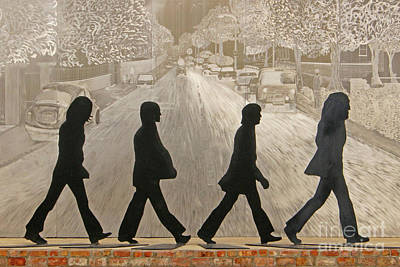 The Beatles Abbey Rd Poster