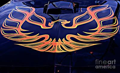 The Bird - Pontiac Trans Am Poster
