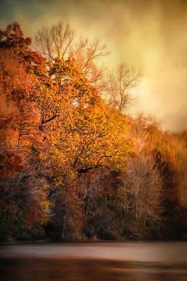 The Birth Of Autumn Poster by Jai Johnson