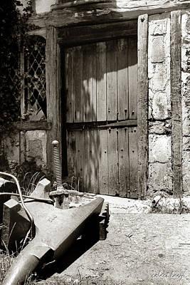 The Blacksmith's Door Poster