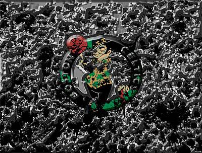 The Boston Celtics 1a Poster