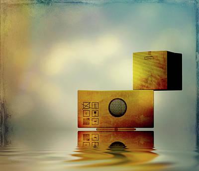 The Box Poster by Bob Orsillo