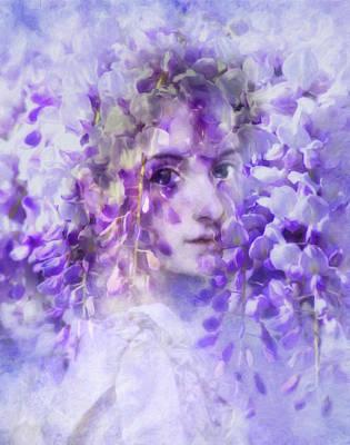 The Bridal Doll Poster by Georgiana Romanovna