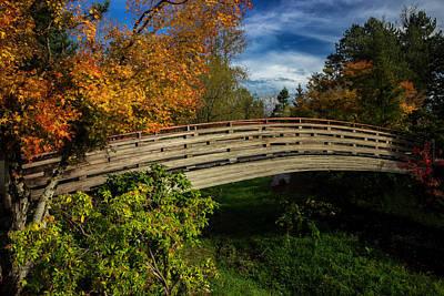 The Bridge To The Garden Poster