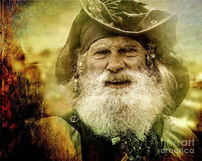 The Brixham Pirate Poster