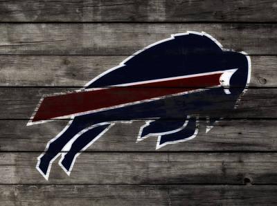 The Buffalo Bills W3 Poster