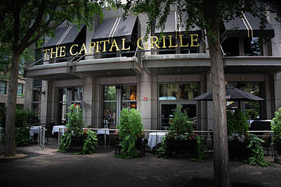 The Capital Grille Poster
