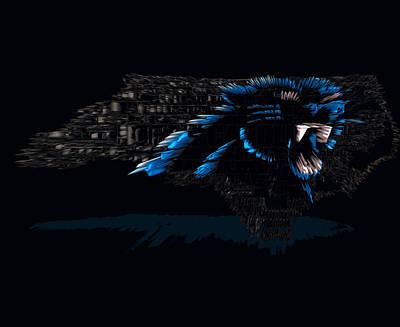 The Carolina Panthers 1h Poster