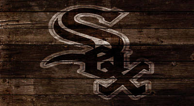 The Chicago White Sox 1w Poster by Brian Reaves