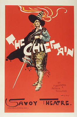 The Chieftains Poster