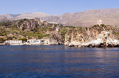 The Coast Of Zingaro Reserve Poster