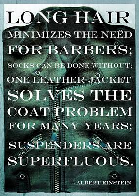 The Coat Problem 2.0 Poster by Michelle Calkins