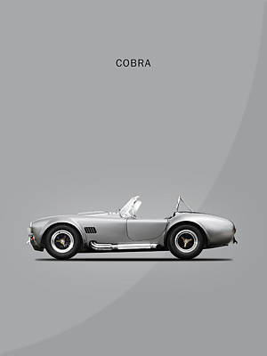 The Cobra Poster by Mark Rogan
