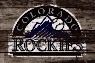 The Colorado Rockies        Poster by Brian Reaves