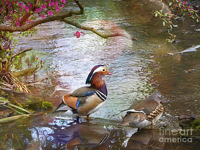 Poster featuring the photograph The Colours Of Spring by LemonArt Photography