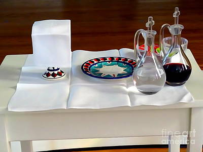 The Communion Table Poster