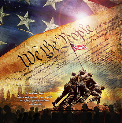 The Constitution Poster