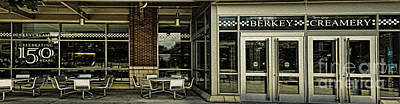 The Creamery Poster by Tom Gari Gallery-Three-Photography