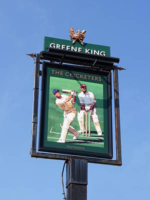 The Cricketers Poster