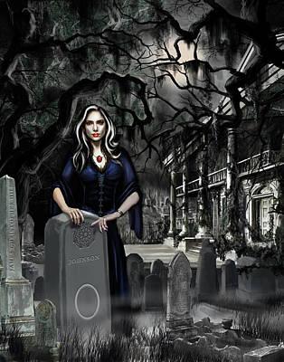 The Curse Of Johnson Bayou Poster