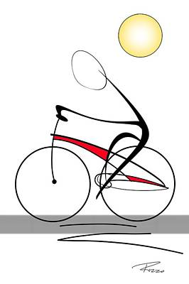 The Cyclist Poster