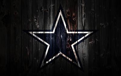 The Dallas Cowboys 2a Poster