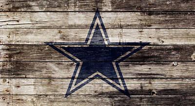 The Dallas Cowboys 2w Poster