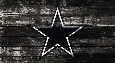 The Dallas Cowboys 5w Poster