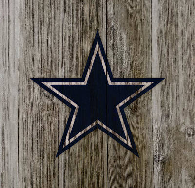 The Dallas Cowboys C4                             Poster