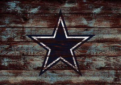 The Dallas Cowboys D4                             Poster