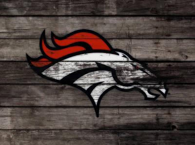 The Denver Broncos 3c Poster