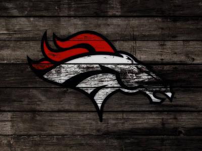 The Denver Broncos 3e Poster