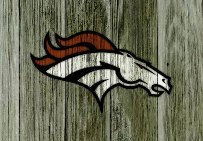 The Denver Broncos C1 Poster