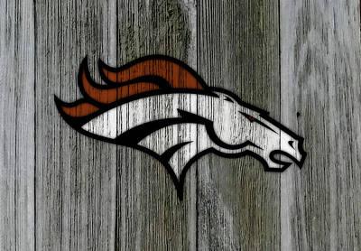 The Denver Broncos C2 Poster