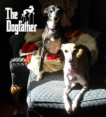 The Dogfather Poster by Ray LeCara Jr